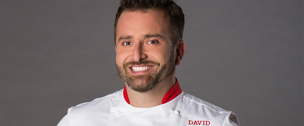 David Jorge competes for all-start MasterChef competition for the Surrey Food Bank