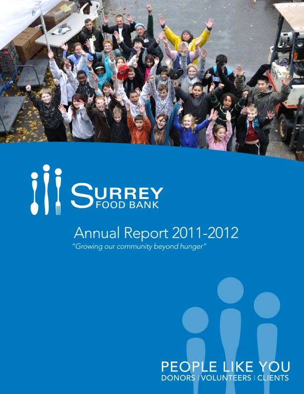 2012 Annual Report Cover